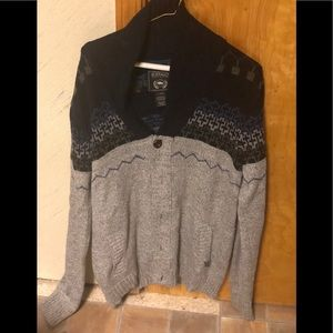 Buffalo Cardigan Sweater